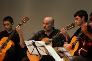 Curso de Orquesta de guitarras Espelt 2011