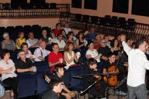 Participación del público en la Banda Sonora